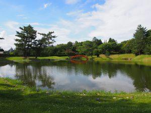 【ならまち】善阿弥ゆかりの美しい空間「名勝旧大乗院庭園」ってどんなところ?その全体像を写真でご紹介!