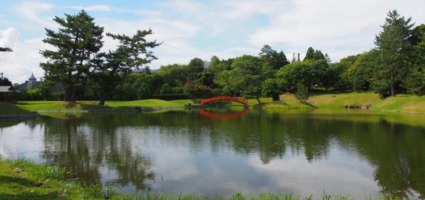 名勝旧大乗院庭園