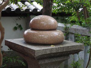 【漢國神社(林神社)】「饅頭の神」としても有名な近鉄奈良駅近くの神社