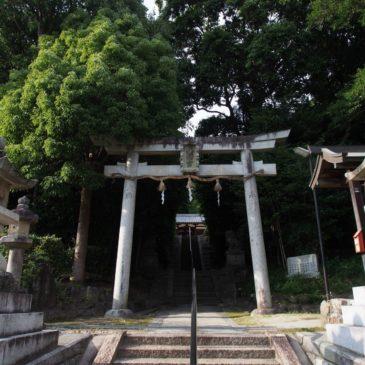 【山陵八幡神社】神功皇后などをお祀りする神社は「安産」や「育児」の神としても知られる