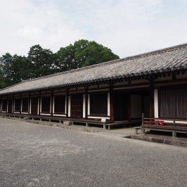 唐招提寺礼堂(鎌倉期・重要文化財)