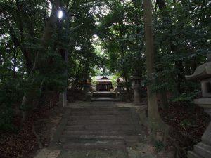 【西の京】鎮守の森が文化財である「養天満神社」ってどんなところ?境内を詳しくご案内!