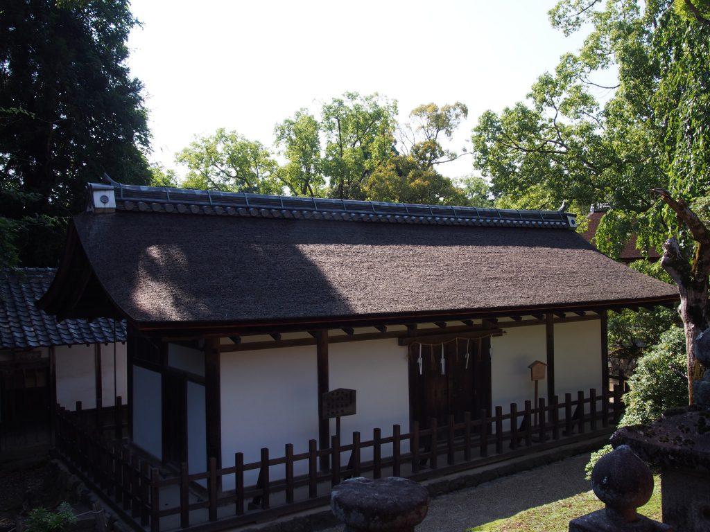 竃殿(春日大社)