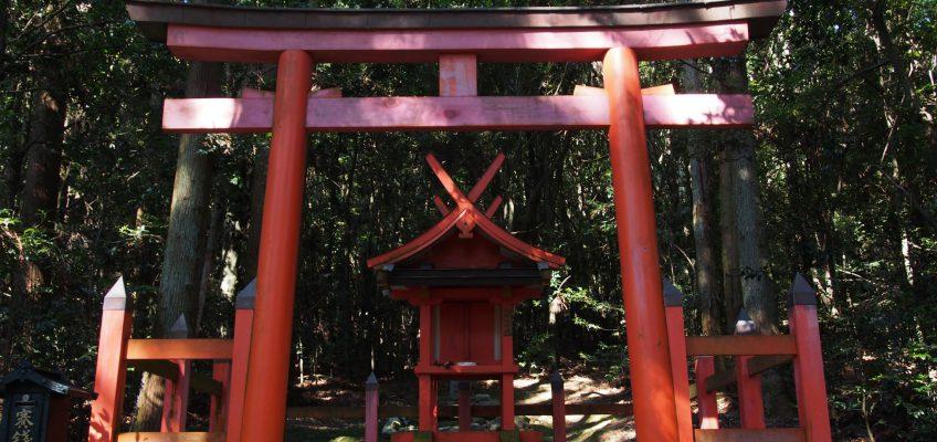 宗像神社(春日大社)