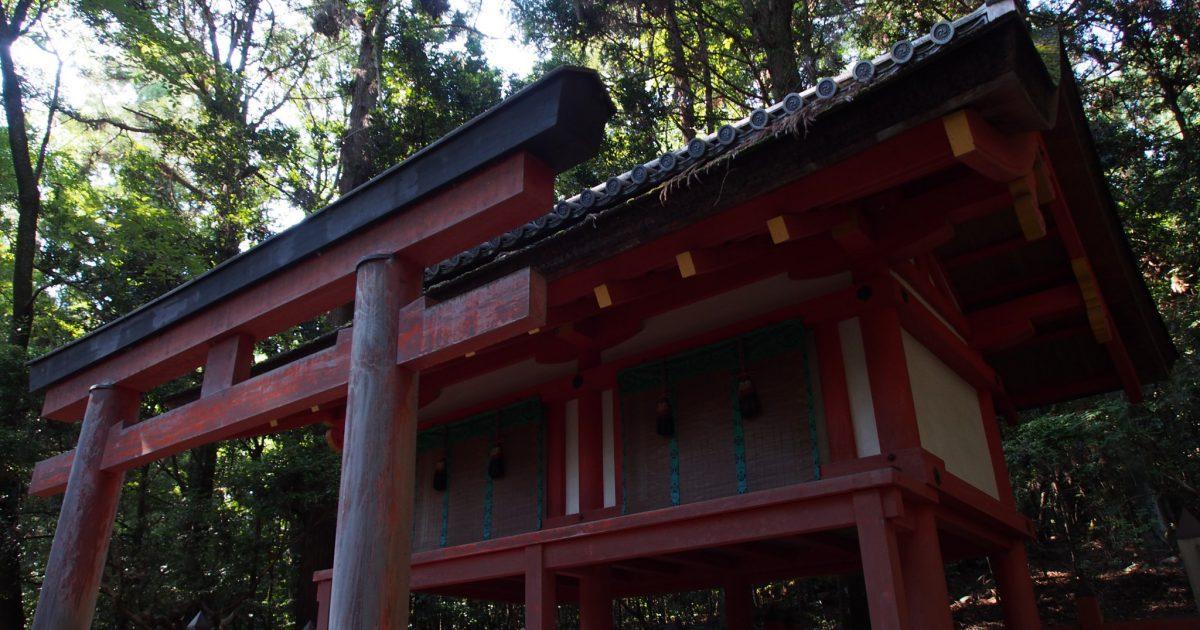 紀伊神社の本殿