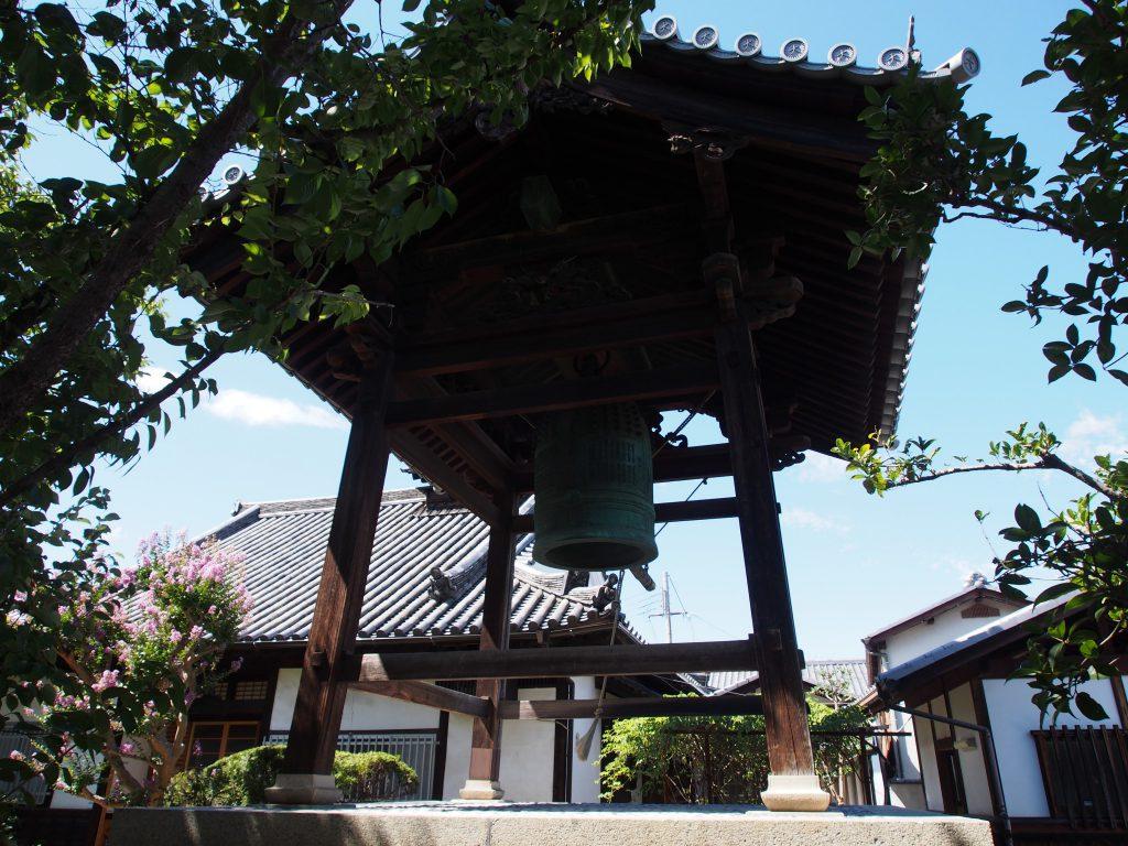 鐘楼(徳融寺)