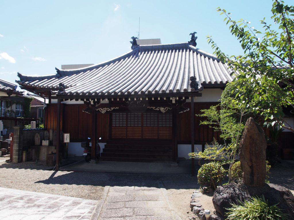 称念寺本堂(奈良市)