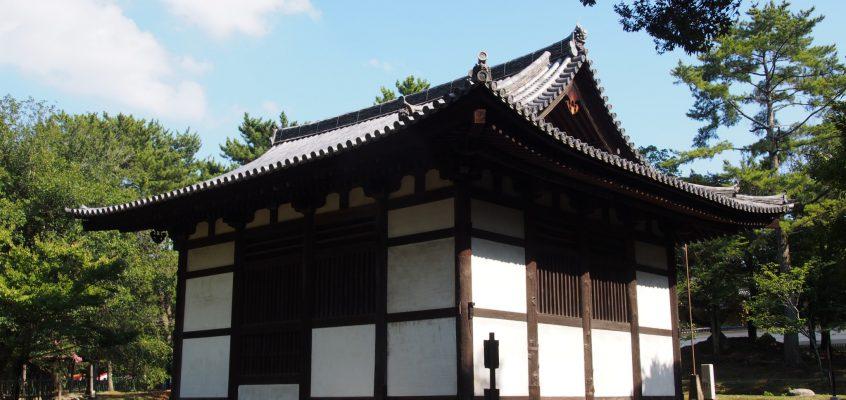 【興福寺大湯屋】鉄釜が内部に残される非公開の「お寺のお風呂」