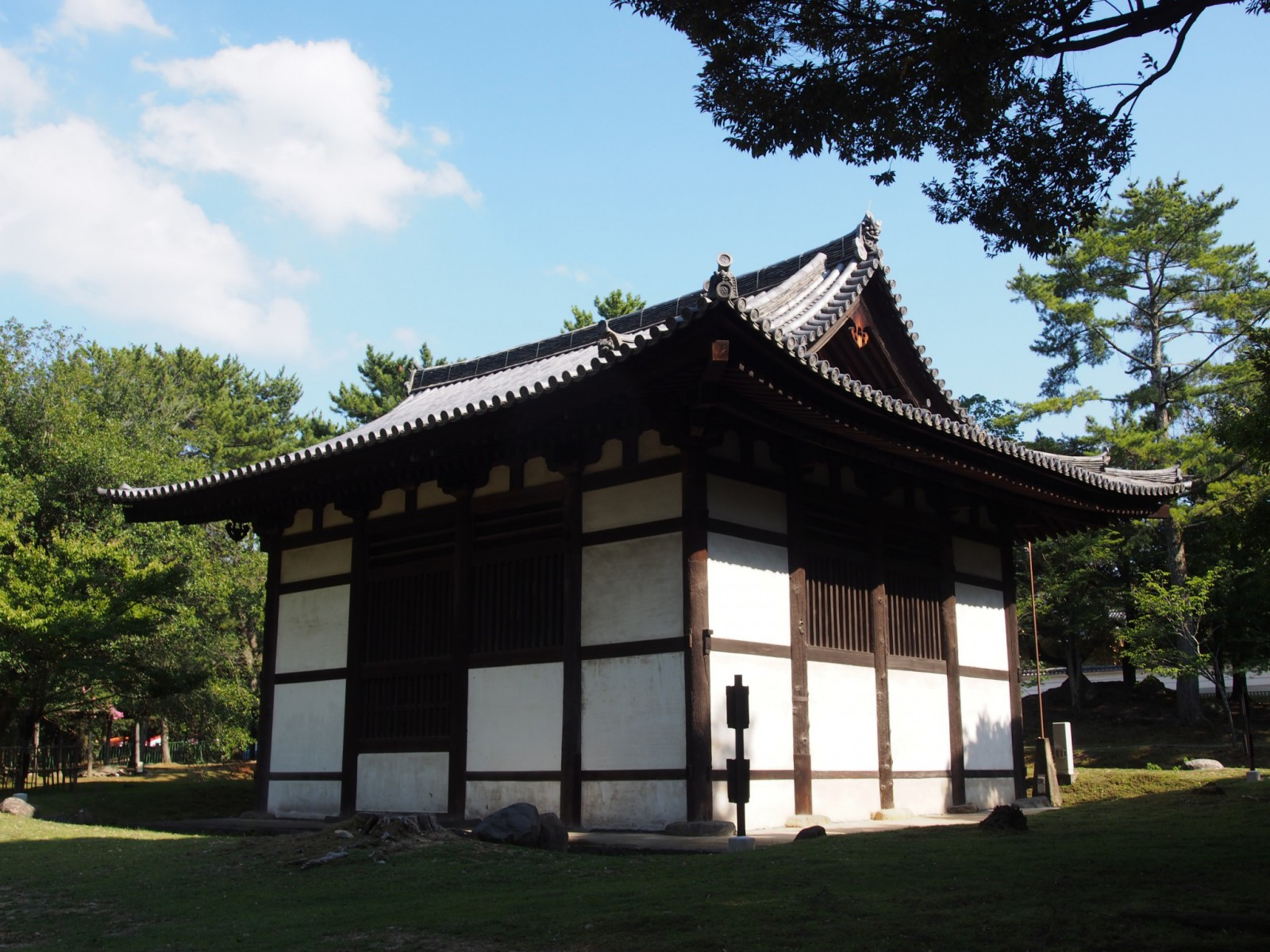 興福寺「大湯屋」