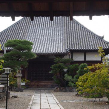 【崇徳寺】近鉄奈良駅近くにある家康ゆかりのお寺