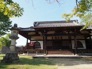 【東大寺指図堂】びんずる尊者の姿が目立つ法然上人ゆかりの空間