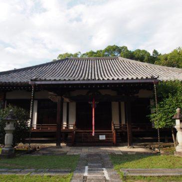 【興福寺菩提院大御堂】「十三鐘」と呼ばれる空間は貴重な興福寺の子院