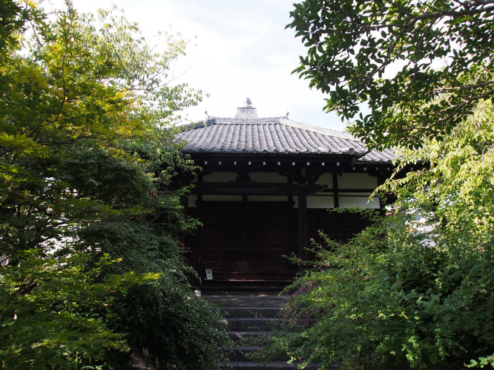 元興寺塔跡観音堂