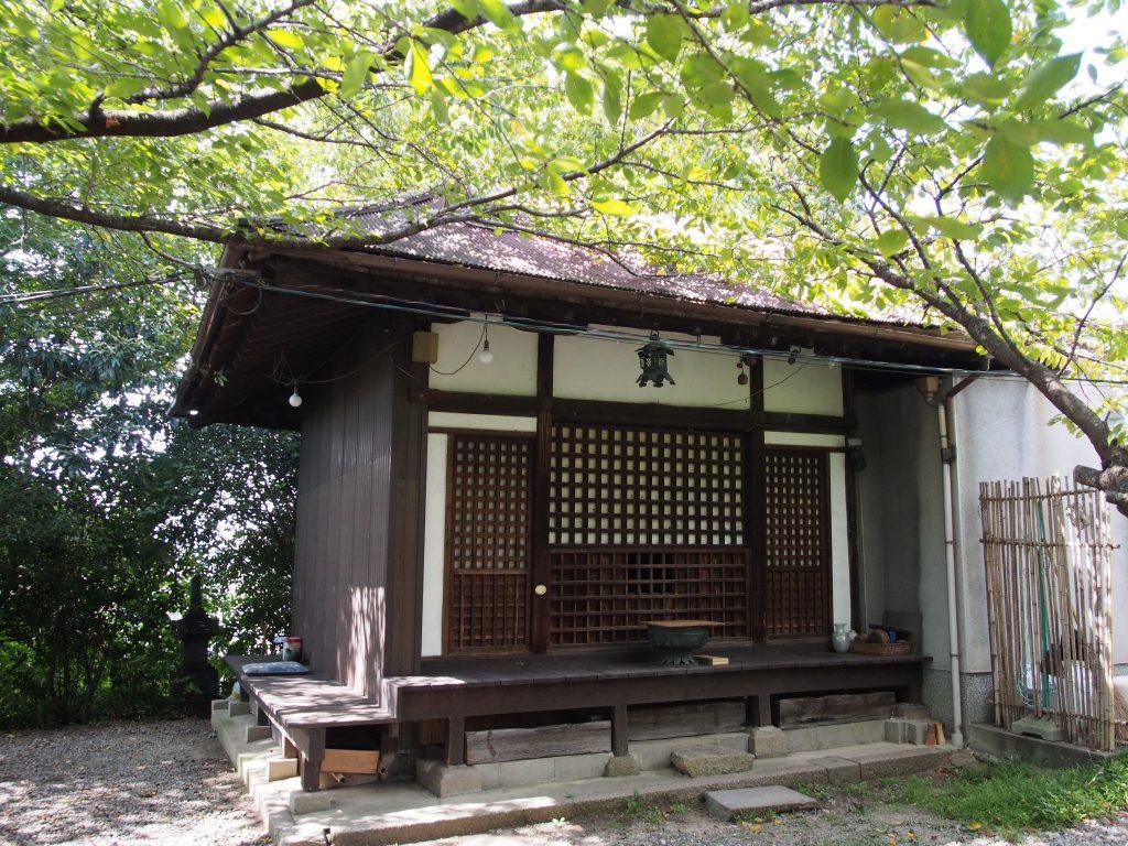 元興寺小塔院「虚空蔵堂」