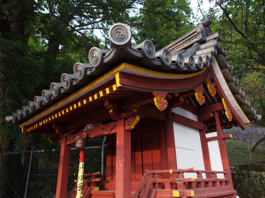 飯道神社の社殿