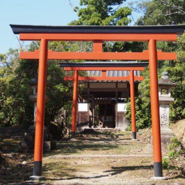【辛国神社】東大寺境内にある神社は「天狗伝説」や「渡来人」由来とも言われる