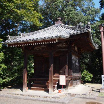 【東大寺行基堂】大仏造立の立役者「行基菩薩」をお祀りする小さなお堂