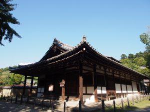 【東大寺大湯屋】かつて僧侶らが身を清めるために使用した「お寺のお風呂」