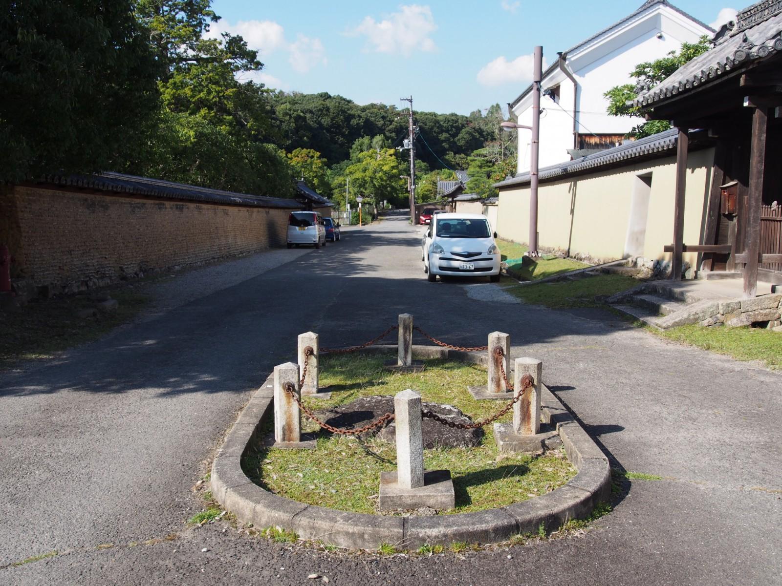 東大寺食堂跡