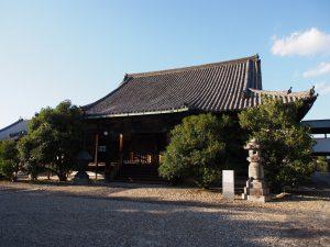 【奈良駅周辺】圧倒的な天井絵を間近に望める「蓮長寺」ってどんなところ?【日蓮上人】