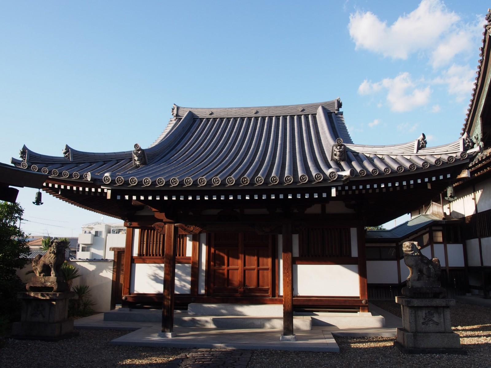 蓮長寺妙見堂