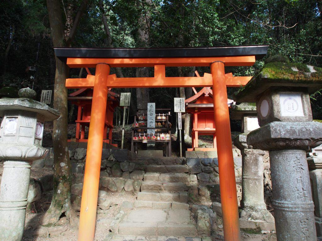 廣瀬神社・葛城神社(春日大社)の鳥居
