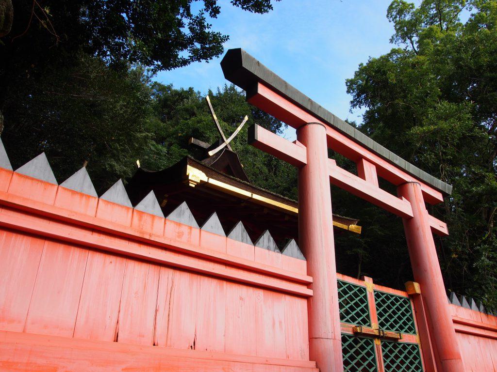 【若宮神社】「春日若宮おん祭」を行う春日大社の立派な摂社は美しい自然にも囲まれる