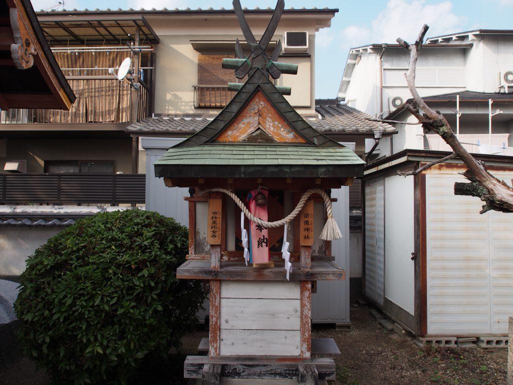 宗像神社(飛鳥神社)
