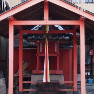 【北市戎神社】「南市」の五日戎に続き「十日戎」が行われる空間