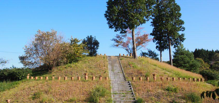 【奈良・都祁】大和高原最大級の古墳のある「三陵墓古墳群史跡公園」ってどんなところ?のどかな風景を写真でご紹介