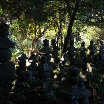 【来迎寺】都祁エリアにひっそりと佇むお寺は圧巻の五輪塔群が魅力