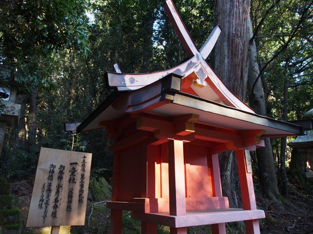 【三輪神社(春日大社)】若宮十五社巡り「第二番納札所」
