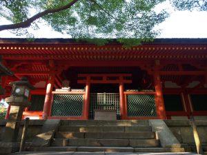 【榎本神社】「春日大社」創建前の神様とも言われる由緒ある摂社