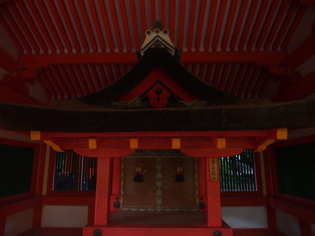 榎本神社(春日大社)の本殿
