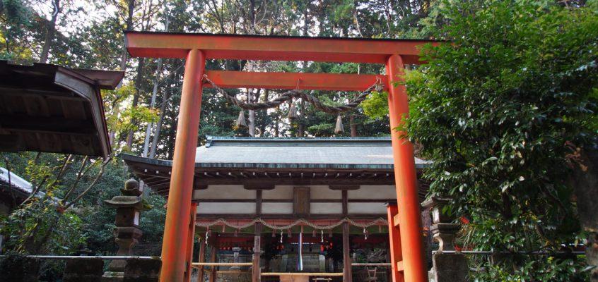 【柳生街道】巨石のある摂社で知られる「夜支布山口神社」ってどんなところ?境内を写真でご紹介!