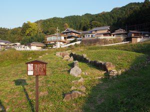 【柳生街道】石垣と石室沿いをじっくり見学できる「水木古墳」ってどんなところ?【大柳生】
