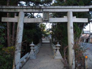 【奈良・佐紀路】歴史ある街道沿いにある「添御縣坐神社(歌姫)」ってどんなところ?【写真多数】