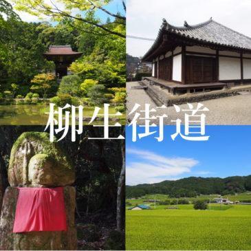【柳生街道】剣豪の歴史と農村風景をじっくり味わえる奈良屈指のハイキングコース