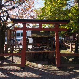 氷室神社境内社「住吉神社」