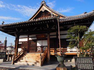 【奈良駅周辺】阿弥陀様や大イチョウで知られる「西方寺」ってどんなところ?境内のみどころを解説!