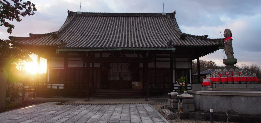 【薬師寺龍蔵院】薬師寺の歴代管主らの墓所のある「奥の院」