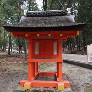 【浮雲神社(春日大社)】創建神話の舞台と同体と考えられてきた神社