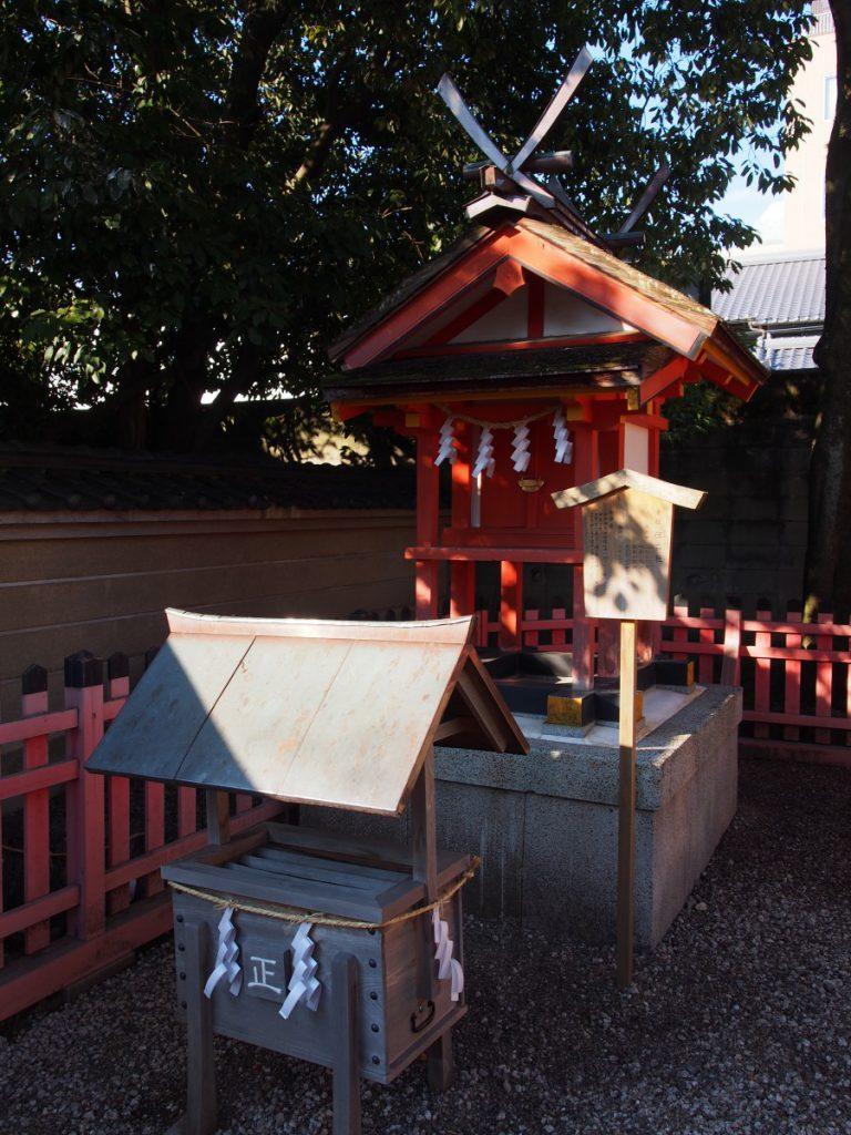 住吉神社(率川神社境内)
