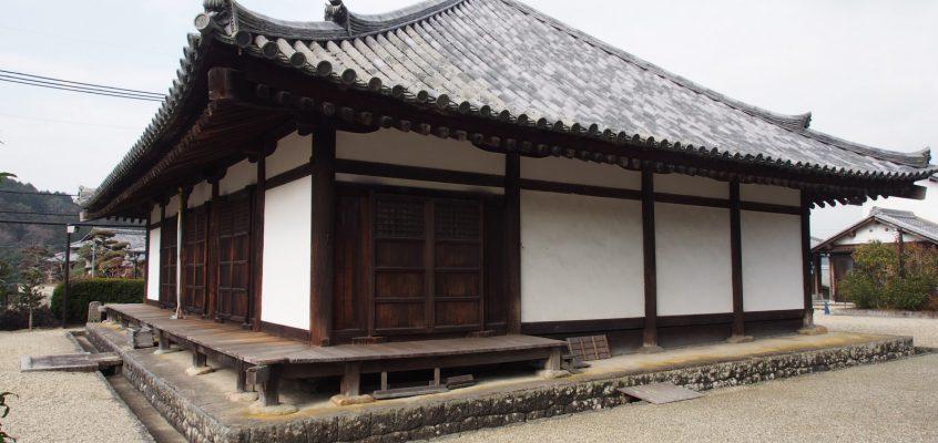 【南明寺】平安・鎌倉時代の遺産が数多く残る山里のお寺