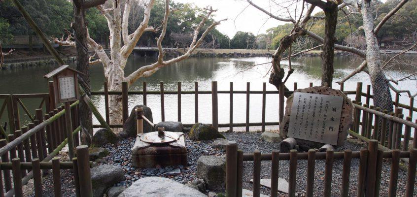 【洞水門】奈良公園のさわやかな「音の風景」を味わえるスポット