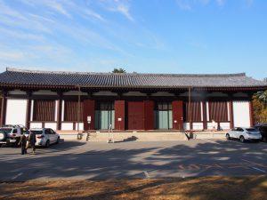 【興福寺国宝館】有名な阿修羅像・千手観音立像など興福寺が誇る文化財が一堂に会する空間