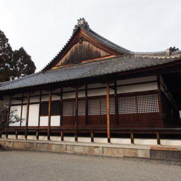 【西大寺愛染堂】圧巻の愛染明王坐像はかつての「近衛家」の住まいにお祀りされる