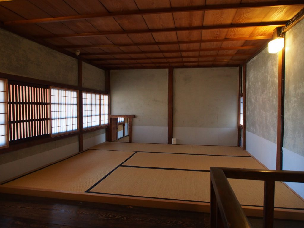 奈良町にぎわいの家「厨子二階」