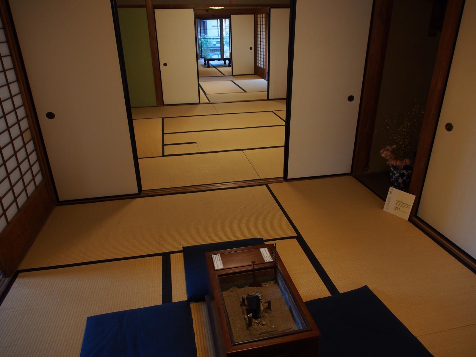 奈良町にぎわいの家「座敷」