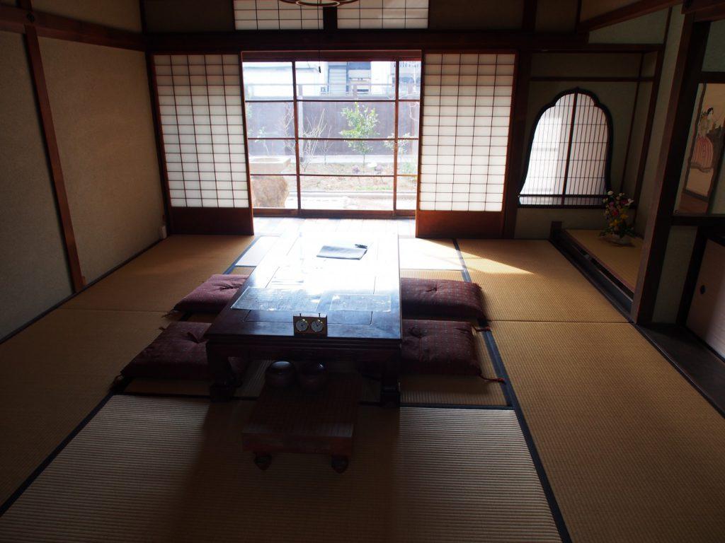 奈良町にぎわいの家「離れ座敷」